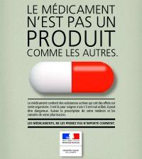 Lancement d'une campagne sur «lebon usage» dumédicament