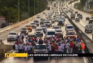 Indemnités kilométriques : la ministre rassure les Idel. Martinique%201re%202016