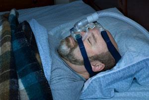 Apnée du sommeil:la veille des soignants à domicile