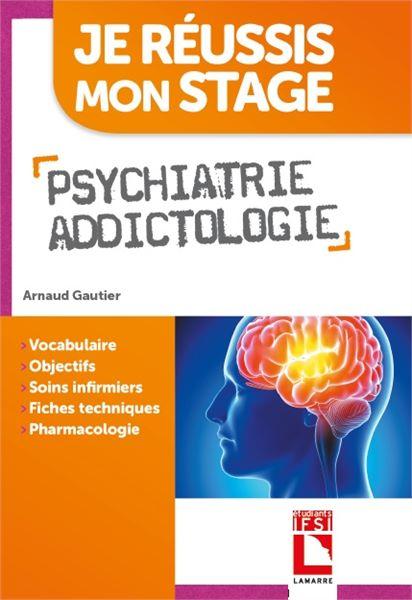 stage infirmier - Psychiatrie addictologie