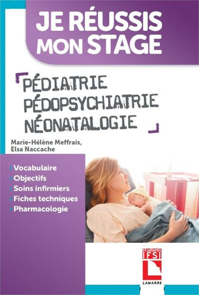 stage infirmier - Pédiatrie Pédopsychatrie Néonatalogie