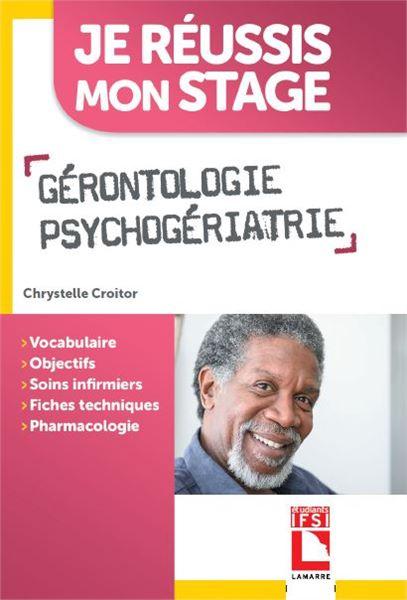 stage infirmier - Gérontologie Psychogériatrie