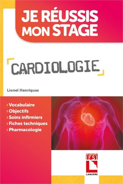 stage infirmier : cardiologie