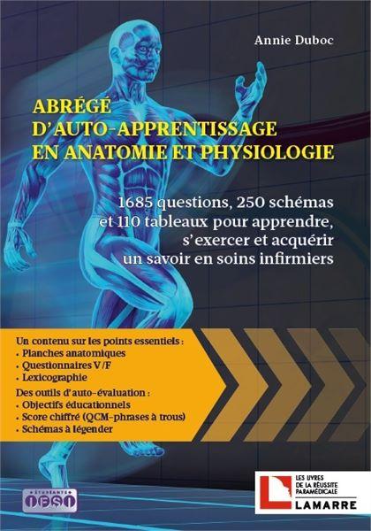 Abrégé d'auto-apprentissage en anatomie et physiologie