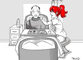 rencontres une infirmière drôle mâle à mâle sites de rencontre