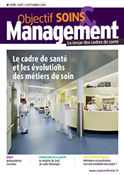 Objectif soins & Management