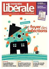 S'abonner à L'Infirmère Libérale Magazine