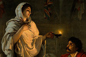 Henrietta Rae | Miss Nightingale at Scutari