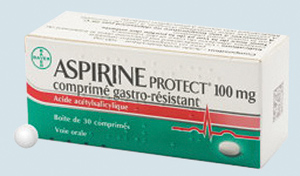 Aspirine protect 100 mg