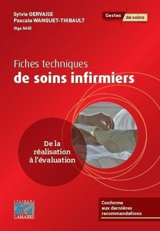 Fiches techniques de soins infirmiers
