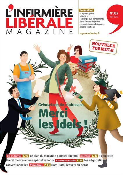 Revue L'Infirmière libérale magazine