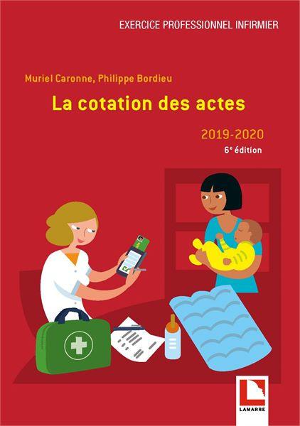 La cotation des actes 2019-2020