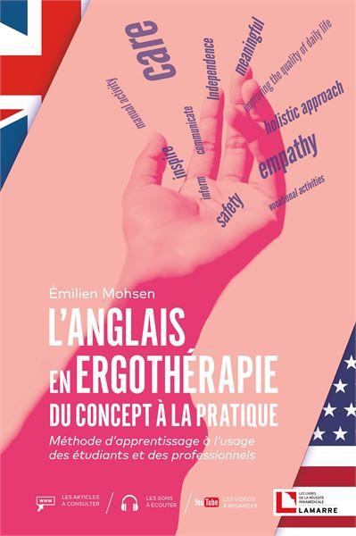 L'anglais en ergothérapie. Du concept à la pratique