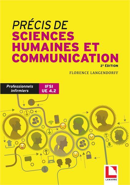 Précis de sciences humaines et communication - 2e édition