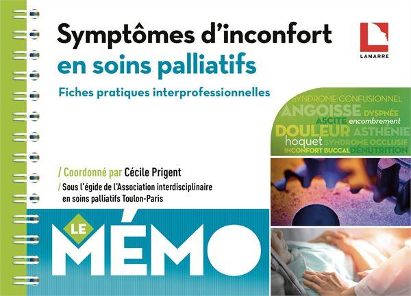 Symptômes d'inconfort en soins palliatifs