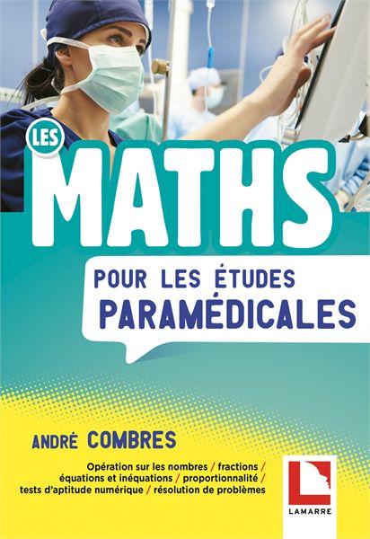 Les maths pour les études paramédicales