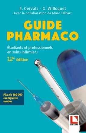 Guide pharmaco - 12e édition