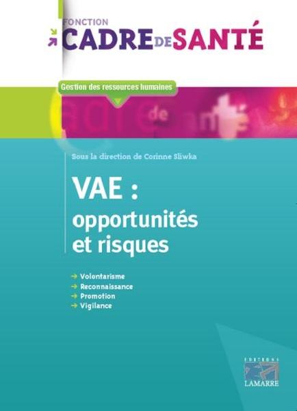 VAE, opportunités et risques